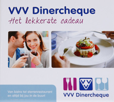 VVV Dinercheque inleveren bij Luden Utrecht